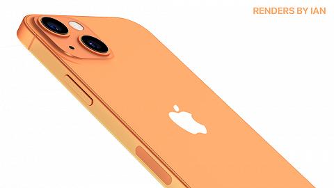 """iPhone 13系列消息汇总:""""刘海""""缩小,影像系统升级,还有新配色"""