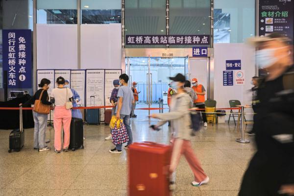 摩登5平台解码魔都 | 上海新冠疫苗接种突破3000万剂次!这其中有你的身影吗?