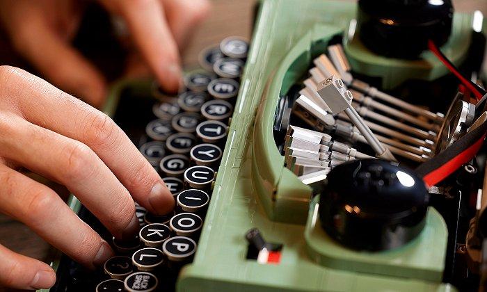 摩登4首页爱马仕发布2021秋冬新品,乐高复古打字机套组将上市丨是日美好事物