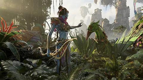 E3游戏展开幕,育碧公布了《阿凡达》电影改编新游戏