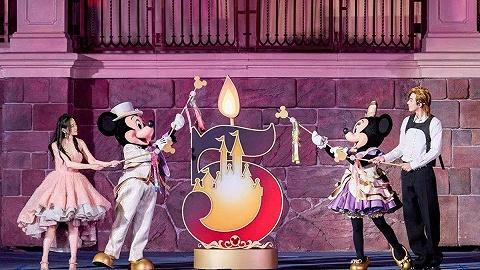 上海迪士尼迎来五周年,游客平均消费至少一千元