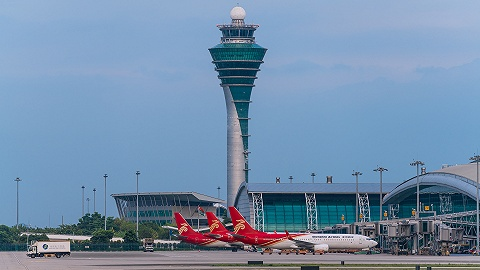 广深机场重新排兵布阵!白云机场入境航班全部调整至T2航站楼