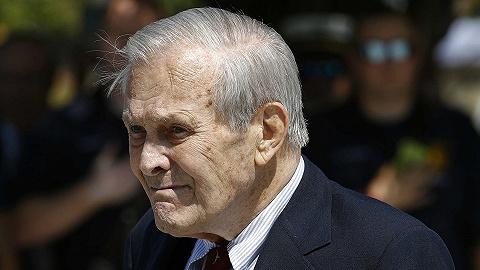 """美前防长拉姆斯菲尔德去世:主导发动伊拉克战争,留下经典发言""""已知与未知"""""""