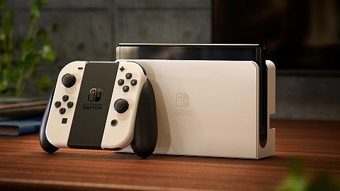 任天堂閃電發布新款Switch主機:搭載7英寸OLED屏幕,10月8日發售