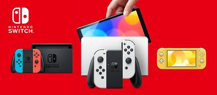 天富招商主管任天堂闪电发布新款Switch主机:搭载7英寸OLED屏幕,10月8日发售