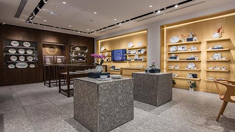 Royal Copenhagen皇家哥本哈根北京首店,带来了丹麦经典的手绘瓷器