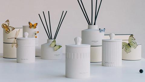 祖玛珑白瓷香氛蜡烛诠释英式优雅,Maison Kitsuné七夕系列带来不一样的情侣款丨是日美好事物