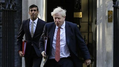 """英国解封前夕疫情卷土重来,""""密接者""""约翰逊自我隔离被指双标"""