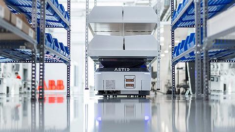 ABB将收购一家西班牙公司,进军自主移动机器人领域