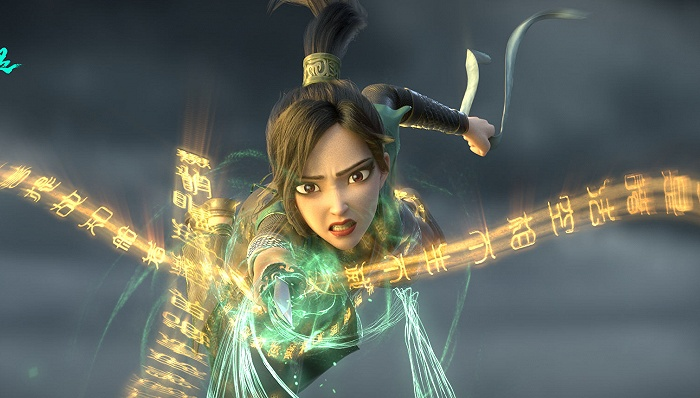 天富在线平台暑期档16部动画电影大爆发背后,影视公司纷纷布局动画赛道
