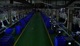 """巨头的工业互联网:在""""黑灯工厂""""探寻制造业之光"""