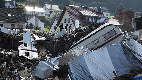 至少197人死亡,德国为何遭遇二战后最致命洪灾?