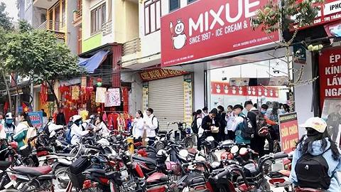 中国奶茶在越南:狂加糖,放嗨曲,摩托车你随便停