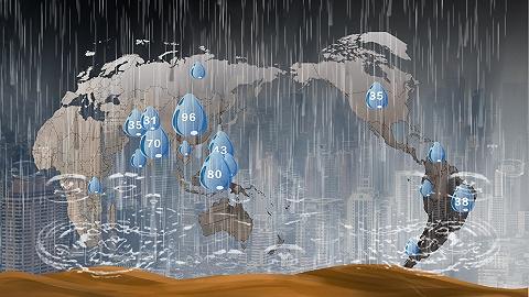 数据 | 过去10年洪涝灾害在中国发生最多,影响2.4亿人,接近全球受灾人数一半