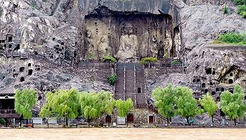 暴雨一周,河南多处文物古迹遇险情,龙门石窟、安阳殷墟已恢复开放