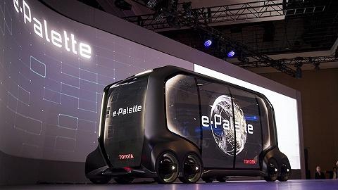 备战智能化,丰田子公司收购Lyft自动驾驶部门