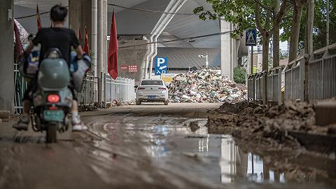 河南特大暴雨后一周,多国慰问:感同身受,风雨同舟!