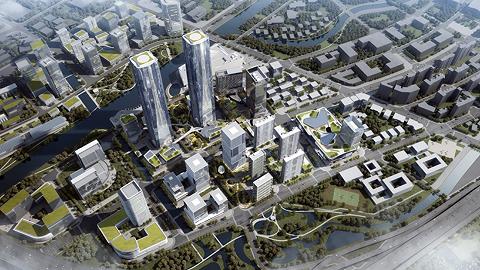 上海张江科学会堂计划今年底竣工,明年2季度将进行压力测试