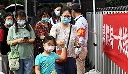 南京禄口街道全域调整为高风险地区,全市第三轮核酸检测已在进行