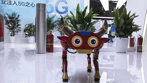 """华为智能汽车、春晚""""机器牛""""都在上海浦东这家园区内做研发"""