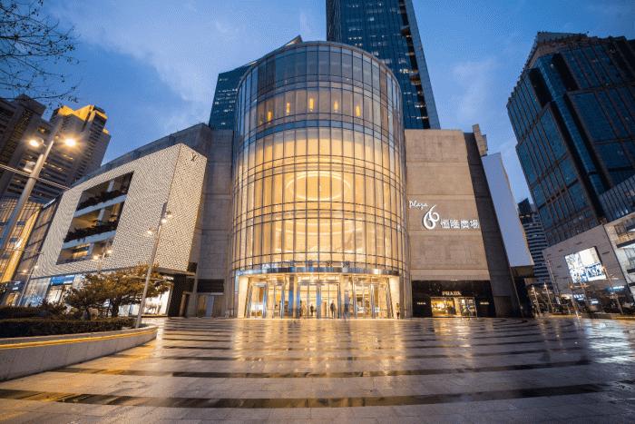 摩登4首页内地奢侈品业持续增长,上海恒隆及港汇广场半年租金收入近15亿元