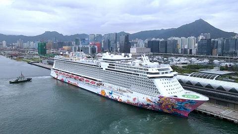 """星夢郵輪重啟香港航線,""""云頂夢號""""推出多個假期航次"""