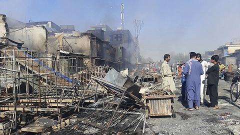 塔利班3天拿下5省首府,阿富汗邊境武裝分子集結引擔憂