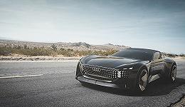 拥有L4自动驾驶功能,奥迪skysphere概念车首次亮相   新车