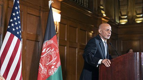 塔利班包圍阿富汗首都,總統加尼將把權力移交過渡政府