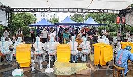 江苏新增本土确诊23天来首次降到个位数,扬州疫情取得阶段性成效