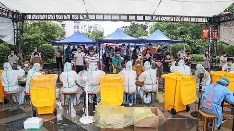 江蘇新增本土確診23天來首次降到個位數,揚州疫情取得階段性成效