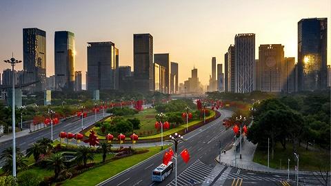 2021年中国百强区出炉:东部占近7成,东北仅2区入围