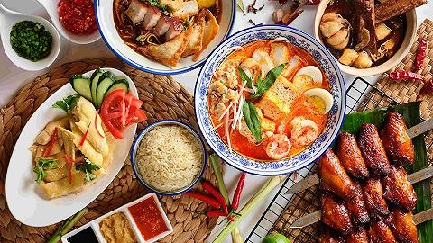 """新加坡旅游局??香格里拉集团,七座城市可品尝""""狮城美味"""""""