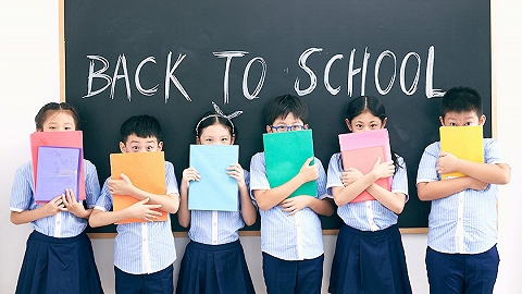 开学啦!上海市健促中心发来健康防护提示