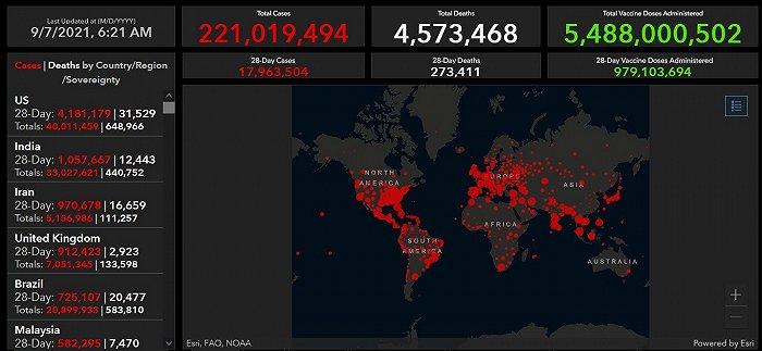 华信娱乐官网阿富汗约90%医疗机构面临关门,意大利去年人均预期寿命缩短1.2岁   国际疫情观察(9月7日)