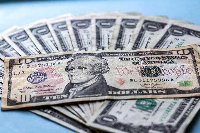 受中美元首通话提振,人民币对美元汇率涨超100点