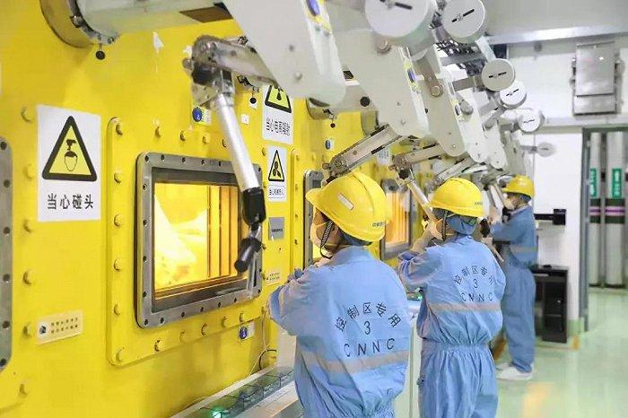 欧亿3首页能包容放射性物质千年以上,中国核废料固化能力获重大突破