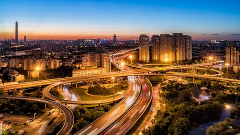 """一图读懂天津市综合交通运输""""十四五""""规划"""