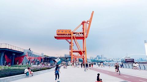 """上海徐汇打造""""软硬兼备""""品质生活:在老建筑议事,在风貌区看展"""
