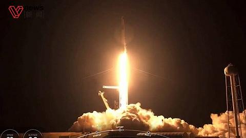 "SpaceX发射首个""全平民""阵容太空飞船,4名乘客将环地球飞行三天"