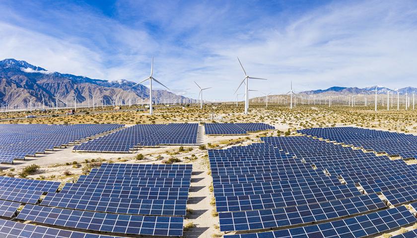 欧亿3首页涨停潮再起,低估值的风电未来能否赶上光伏?