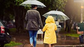 中秋假期间迎强降雨,各地严防地质灾害