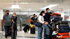 美国将允许所有国际航空旅客接种后入境,受认可疫苗种类需等待美疾控确认
