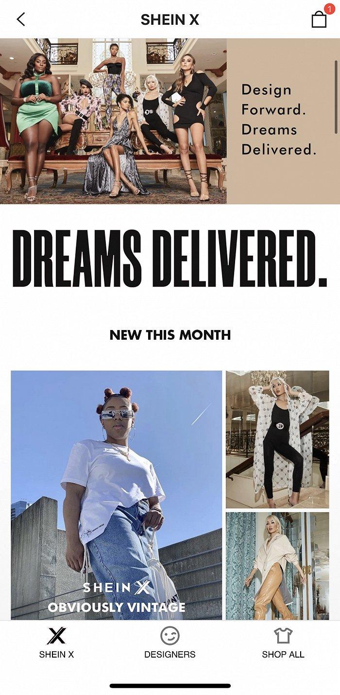 """摩登4首页办设计师大赛还在巴黎时装周开快闪店,Shein能够借此挤进""""时尚圈""""吗?"""