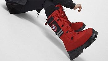 加拿大鹅要卖长靴了,8000元一双