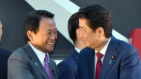 日本新内阁:安倍和麻生派唱主角,设经济安全相关注半导体供应
