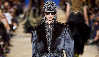 LV 2022春夏女装穿梭不同时代,Dior推出联名健身器材丨是日美好事物