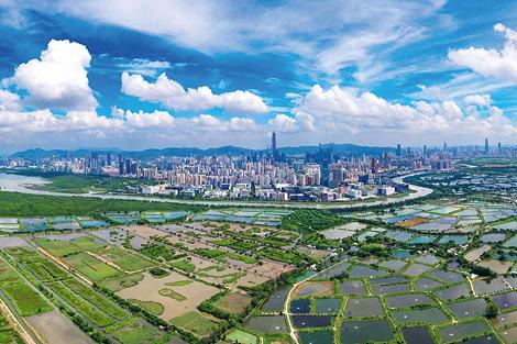 """【深度】香港拟建300平方公里北部都会区,深港能否成为""""最强都市圈""""?"""