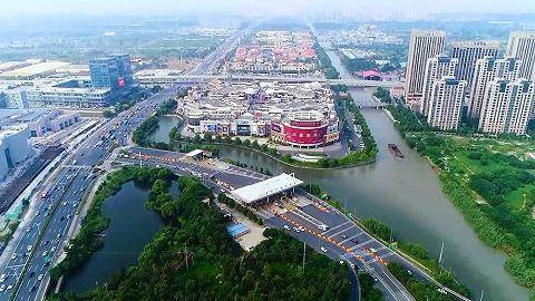 """链接进博会、长三角,上海青浦赵巷如何做好""""最佳中场""""?"""