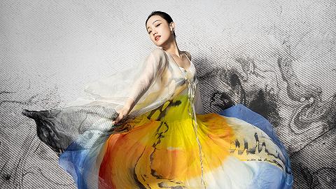飘逸舒适,成为下一个春夏的穿搭关键词丨上海时装周